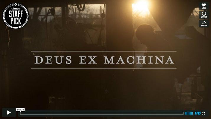 deus-ex-machina